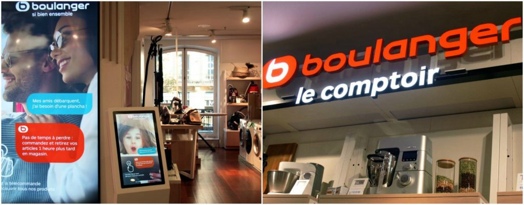 Comptoir Boulanger Shop in Shop Corner Aménagement
