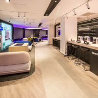 Samsung Showroom Retail Tour