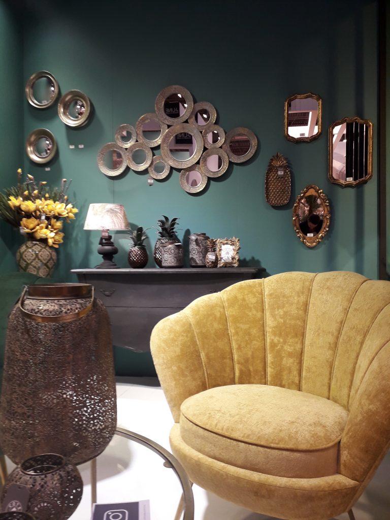 Salon Maison & Objets Jaune