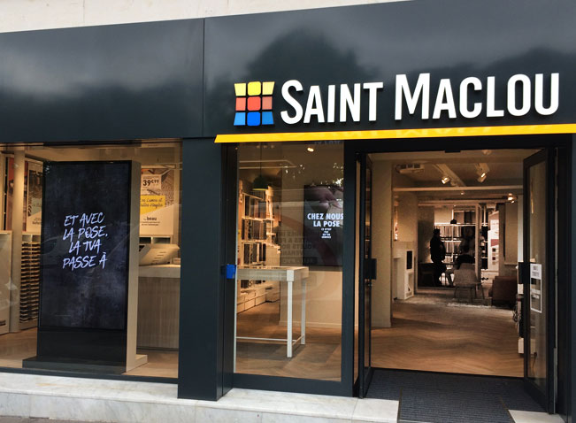 Concepts Saint Maclou Paris Nation