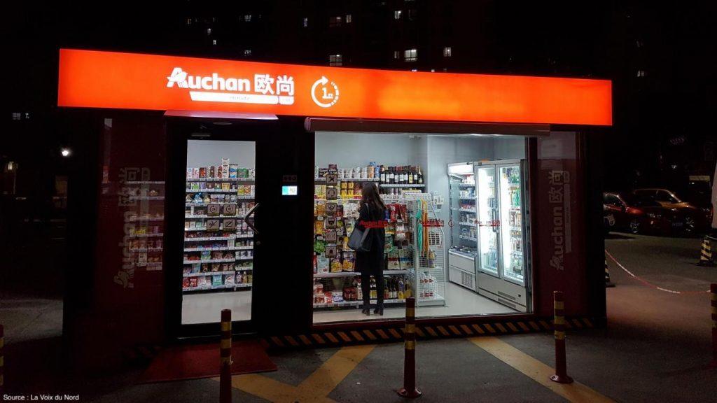 BaM Retail Design Auchan